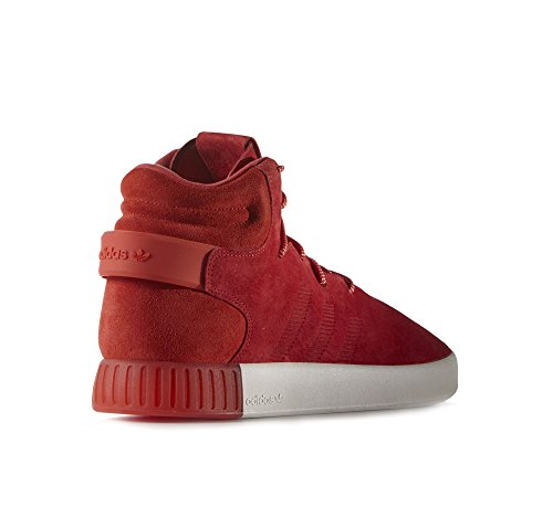 Adidas Tubulaire Invader Heren Sneaker Rood / Rood / Wit
