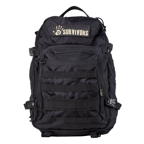 12 Survivors TS41000T Parent Tactical Backpack