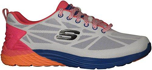 Skechers ValerisFront Page - Zapatillas de deporte para mujer White/Multi