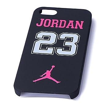 f348eb5f19bf Case for iPhone 5 5S  Chicago Bulls Michael Jordan 23  Amazon.co.uk   Electronics