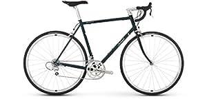 Raleigh Bikes Record Ace Road BikeFrame, Bicycle, Green, 54cm/Medium