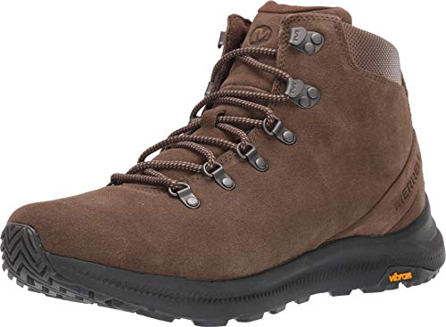 Merrell Men's Ontario Suede Mid Hiking Boot