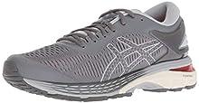 ASICS Women's Gel-Kayano 25 Running Shoes, 10M, Carbon/MID Grey