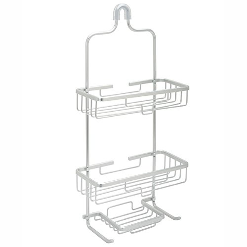 NeverRust Aluminum Frame Large Shower Caddy by Zenith