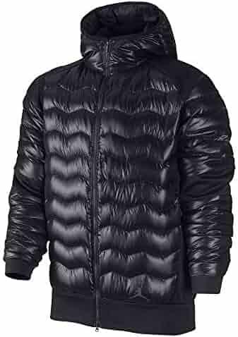 1d68fdf28d1 Nike M Jordan Performance Hybrid Down Jacket Mens Outerwear Jackets  807948-010 Size L