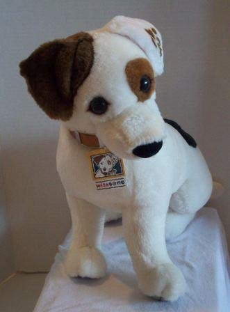 Wishbone - Jack Russell Terrier Plush - 13 Inches Sitting ()