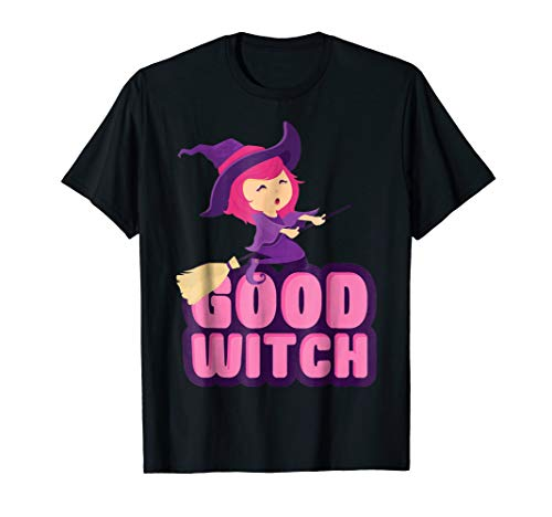 'Good Witch Simple Costume Idea' Costume Halloween Shirt ()