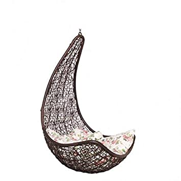 Hindoro Balcony Zula Hammock Chair for Adult Indoor and Outdoor Without Stand