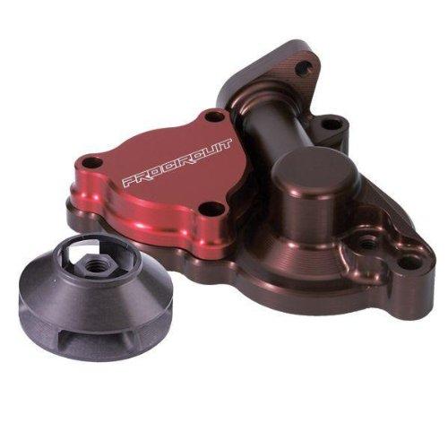 Pro Circuit Water Pump Cover (Pro Circuit Kawasaki Water Pump Cover & Impeller Kxf 450 06-15)
