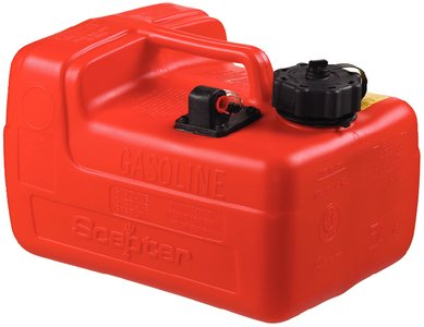 Scepter Marine OEM Portable Fuel Tank, Red, 3.2 gallon (Marine Fuel Tank Portable compare prices)