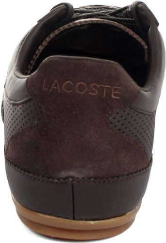 Shoes Lacoste Brown 27 Mens Dark Misano w4Pat4