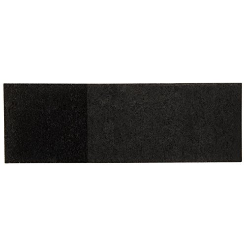 Black Self-Adhering Paper Napkin Band - 20000/Case by Choice