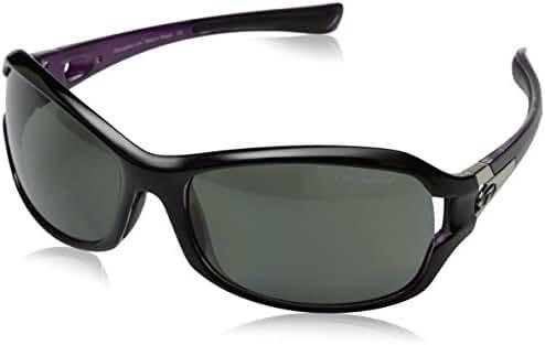 Tifosi Women's Dea SL 0090503251 Polarized Wrap Sunglasses