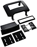 SCOSCHE GM1586B 2003-07 Cadillac CTS/SRX Double DIN or DIN w/pocket Install Dash Kit