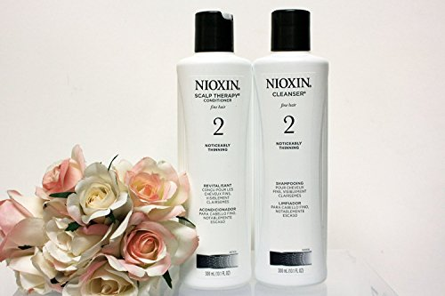 Nioxin System 2 Nettoyant & Scalp Therapy DUO (33,8 Oz)