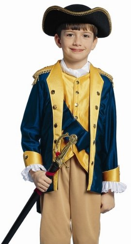 Patriot Boy Kids Costume