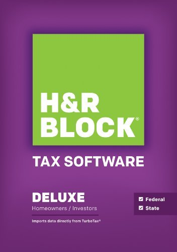 H R Block Tax Software Deluxe   State 2014 Win  Download