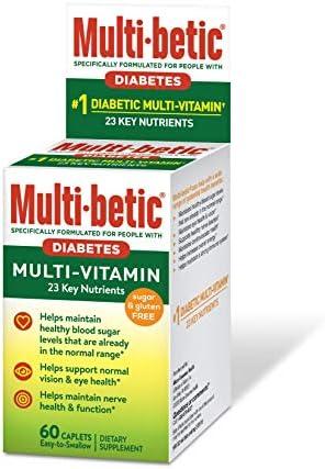 Multi betic Multi Vitamin Mineral Swallow Capsules product image