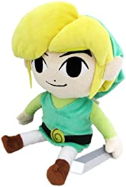 "Little Buddy The Legend of Zelda The Wind Waker 8"" HD Link"
