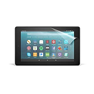 NuPro Anti-Glare Screen Protector for Amazon Fire 7 Tablet (9th Generation - 2019 release) (2-Pack)