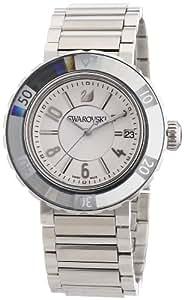 Swarovski 999981 - Reloj de mujer de cuarzo, correa de acero inoxidable color plata