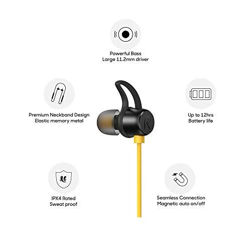 latest best buy realme earphones
