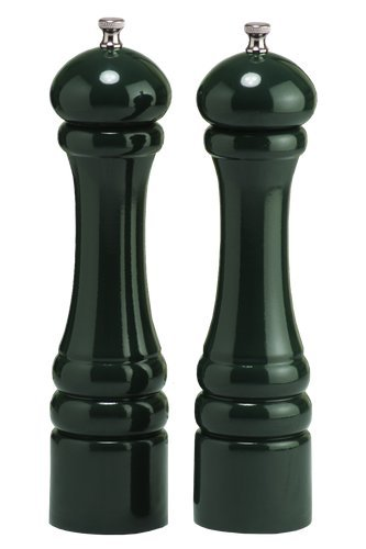 Chef Specialties 10 Imperial Pepper Mill and Salt Mill Set, Cobalt Blue 10702