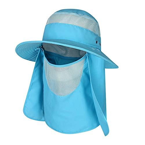 Golf Style Polyester Foam - Dressin Fishing Hats Fashion Summer Outdoor Sun Protection Cap Neck Face Flap Hat Wide Brim