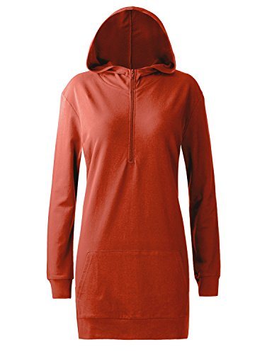 Regna X Womens Long Sleeve Bodycon Active Sweatshirt Top Pink XL