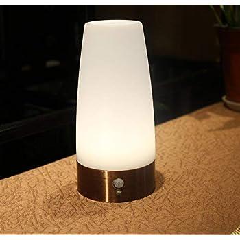 Amazon Com Wralwayslx Table Lamp Retro Led Night Light