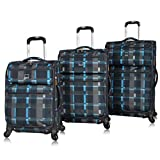 Lucas Designer Luggage Collection - 3 Piece