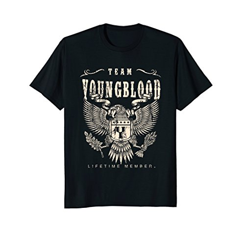 Love YOUNGBLOOD Tshirt