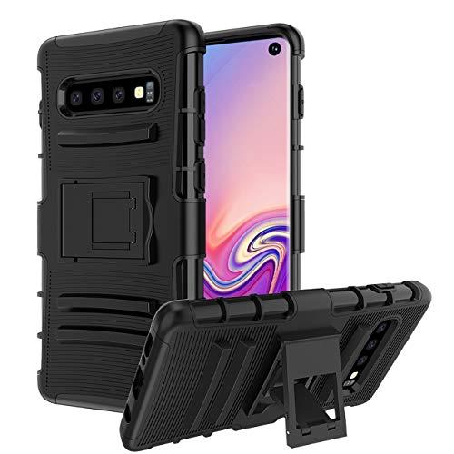 Samsung Galaxy S10 Case,CaseBing [Heavy...