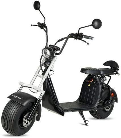 VIRTUE Moto electrica Scooter matriculable de 1500w bateria ...