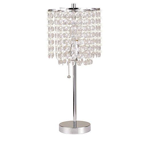 Ore International 8315c Deco Glam Table Lamp 20 25 Quot Amazon Com