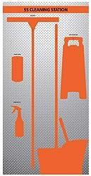 DIY Industries 15-1900-2424-601 White PVC 24x24 White 3 Pack