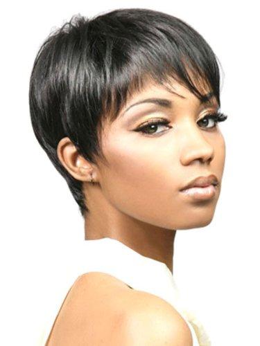 Black Full Wig