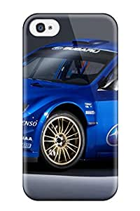 Iphone 4/4s Hard Case With Fashion Design Subaru Impreza 16 Phone Case