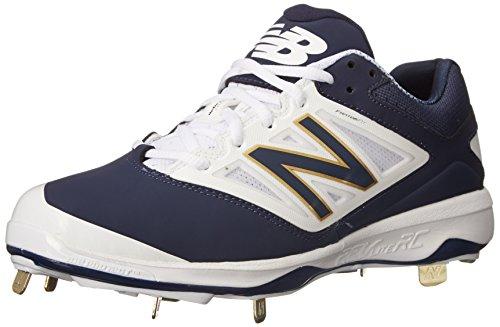 5 D Shoe Men's 10 New Balance Navy White L4040V3 Cleat White US Navy Baseball wzHqHpBxS
