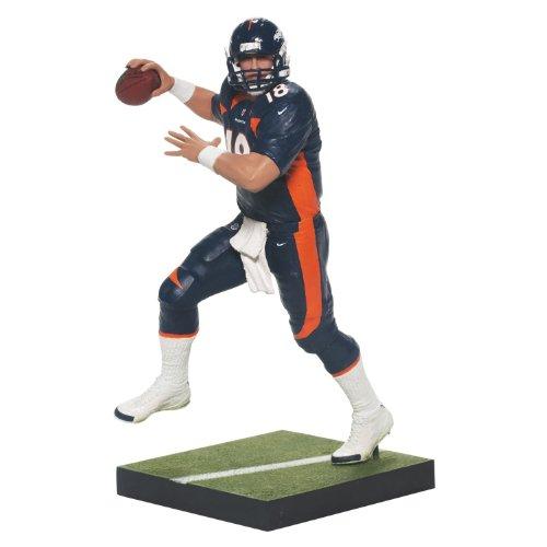 (McFarlane Toys NFL Series 32 Peyton Manning-Denver Broncos Action Figure)