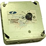 Field Controls 46281500 EDH-1 Dehumidistat Control Used With Eliminator Crawl Space Fan