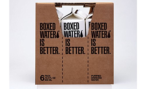 Boxed Water  1 00L Carton  24 Count