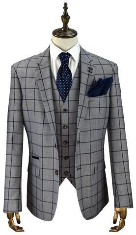 Mens Tweed Suits - Traje - para Hombre: Amazon.es: Ropa y ...