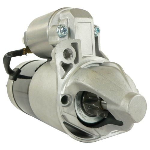 DB Electrical SVA0001 New Starter for KIA Sorento 3.5L 3.5 2003 2004 2005 2006 03 04 05 06/36100-35900 /TM000A19301 /600076/12 Volts, CW Rotation, 8 Teeth, PMGR Starter Type ()