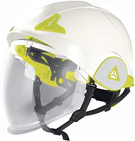 Delta Plus Onyx Casco de seguridad con visera integral ARC Flash ...