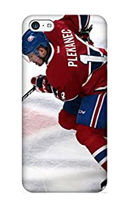 Ellent Design Montreal Canadiens Nhl Hockey 57 Phone Case For Iphone 5c Premium Tpu Case For Thanksgiving Day's Gift