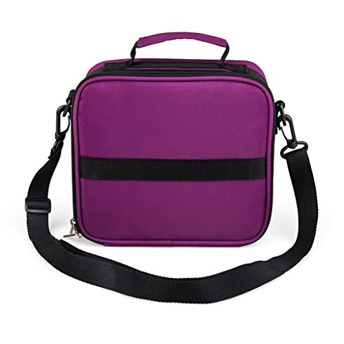Hipiwe Shoulder Style Essential Oils Carrying Case Essential