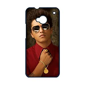 EVA Bruno Mars HTC ONE M7 Case, The Bruno Mars Hard Plastic Protection Cover for HTC ONE M7