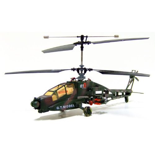 Apache Ah-64 Feral Beast 4ch RC Helicopter