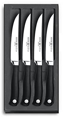 Wusthof Grand Prix II 4-Piece Steak-Knife Set